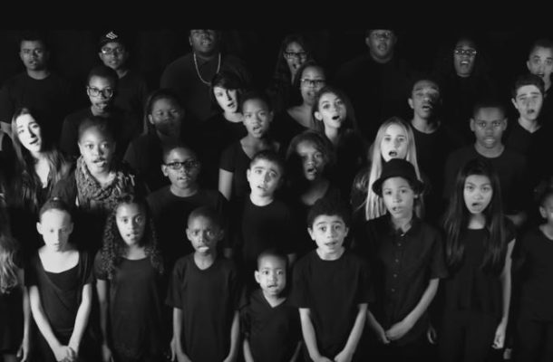 Video : Watch Black Eyed Peas' New Heartwarming Video for 'Where is the Love?' feat. The World
