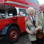 Husband buys wife double-decker bus they met on 60 years ago