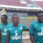 Black Stars new boy Yaw Yeboah honoured to play with 'big brothers'