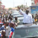 Mahama is a threat to Ghana's Future - Nana Addo