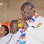 Kufuor endorses Kalyppo challenge