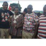 King Ayisoba endorses Mahama