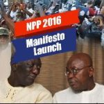NPP launches 2016 manifesto today