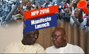 NPP launches 2016 manifesto today