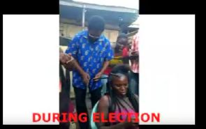 'Before and During Election' video of Alfred Okoe Vanderpuije goes viral