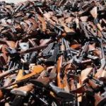 2.3 million small arms circulating in the country - Survey