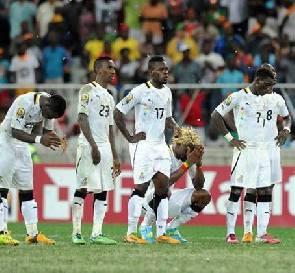 Ghana held to goalless draw by Uganda
