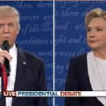 US election: Trump launches ferocious attack on Clintons