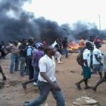 NPP supporters clash in Wa