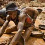 No galamsey, no vote - Obuasi miners chant