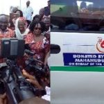 Bawumia donates ambulance to alma mater