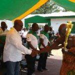 Give Mahama four more years - Yeji chief