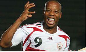 Zamalek risk six-point deduction over unpaid Junior Agogo salaries