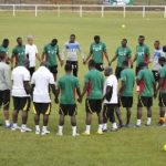 Black Stars begin training ahead of Uganda qualifier