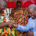 Chiefs who have blatantly endorsed Mahama, Akufo-Addo