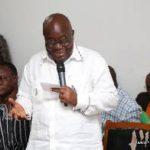 NPP manifesto launch: Nana Addo seeks La Mantse's blessing