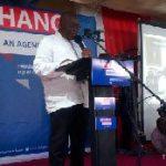 Akufo-Addo announces vision for Ghana