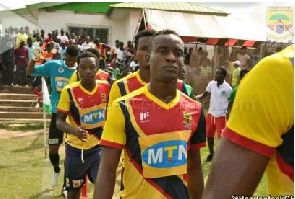 Hearts defender Isaac Oduro claims sack reports are false
