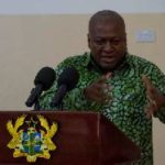 Ghana is moving in the right direction - Mahama