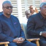 You are assured of a place in my next gov't – Mahama tells E.T. Mensah