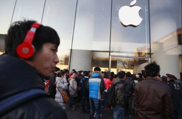 Apple opening a $45 million research hub in China to develop hardware
