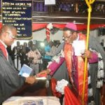 Methodist Church inducts new Administrative Bishop