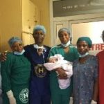 Lapaz Community Hospital delivers first quadruplets
