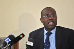 Nyantakyi promises to develop Ghana football