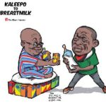 Cartoon: Kaleepo to breast milk
