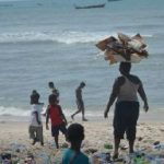 Coastal residents turning beaches into dumping sites