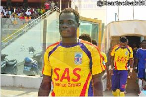 Black Stars new boy Inusah Musah promises to prove a point