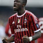 Muntari lobbying for AC Milan return