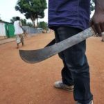 Man 'butchers' pregnant wife for attending wake-keeping