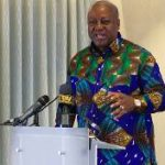Mahama pledges to reignite Ghana's economy