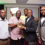 Guinness Ghana Breweries Limited rewards key distributors