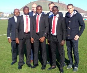 UEFA-certified Isaaka Afful: Ghanaian referees can improve with video clips