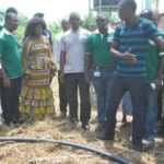 Eagle Lager builds irrigation systems for famers in 3 regions