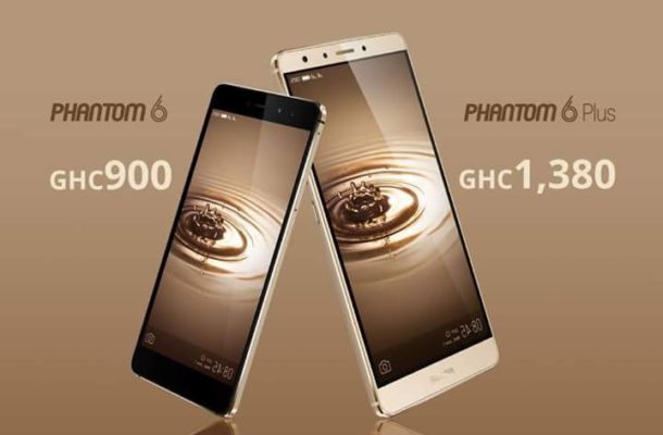 Techno recommends retail price for phantom 6 and 6+