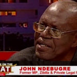 PPP is in contempt of court for presenting filing fee to EC – Ndebugri