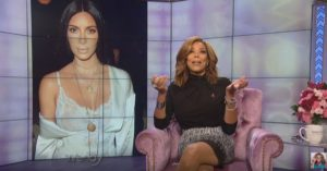 VIDEO: Wendy Williams Thinks Kim Kardashian Robbery was an Inside Job?