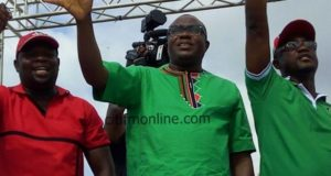 Ashanti Region NDC launches campaign in Kumasi [Photos]