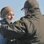 US actress arrested at pipeline protest