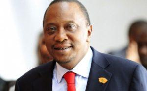 Kenya's president Kenyatta unveils measures to boost economy