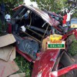 PHOTOS: Man, 56 dies in fatal crash