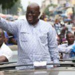 Akufo-Addo resumes Accra tour today
