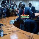 EC rejects Akpaloo's filing fees