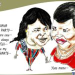 CARTOON OF THE DAY: The Akua Donkor ticket