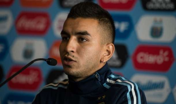 Argentina: Angel Correa happy to help with Messi absent