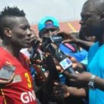 Black Stars: Asmoah Gyan shrugs off captaincy tension with Ayew