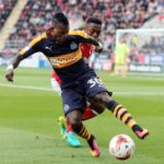 Matt Ritchie predicted I was going to score- Christian Atsu